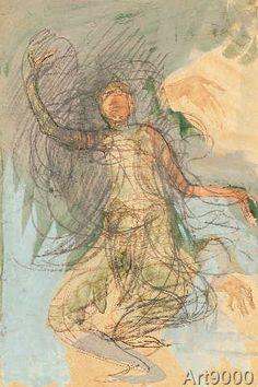 Auguste Rodin - Cambodian Dancer