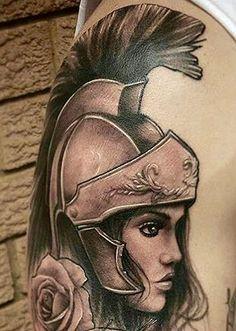 Girl Spartan