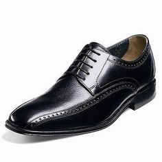 Florsheim does it again, w/ their beautifully constructed Orlando Oxford... Purchase Link: http://mensfashionetwork.com/collections/clothing-shoes-accessories-mens-shoes-dress-formal-1/products/florsheim-black-orlando-mens-leather-dress-business-casual-oxford-lace-up-shoe