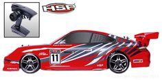 Europa Red Drift 1/10 RTR #HSP #RC #ラジコンカー #クリスマス #プレゼント