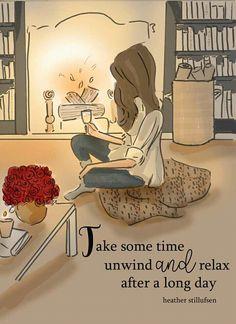 Take some time...
