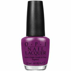 OPI Nail Lacquer, Push And Pur-Pull, 0.5 Ounce