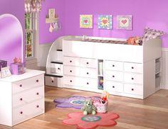 Berg Furniture Captains Bed ($2,090)
