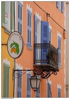 Le Chocolatier, Barcelonnette, Provence