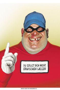 """Haderer-Karikatur vom 16. April 2016: """"Oberstes Gebot für Steuersünder & Co"""" Mehr Karikaturen auf: http://www.nachrichten.at/nachrichten/fotogalerien/cme14862,1469046 (Bild: Haderer)"""