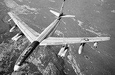 photos of b-47 bomber. | 1948 northrop developed the yb 49 jet version of its