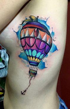 Mejores 23 Imagenes De Mejores Tatuajes A Colores Tatuajes - Tatuajes-de-colores-para-mujeres
