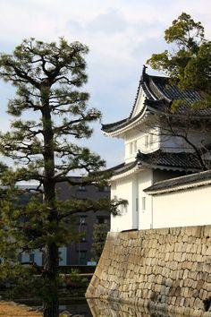 Nijo-Jo Castle - Kyoto, Japan - Photo