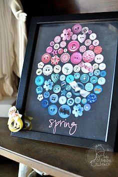 cute spring decor