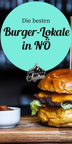 Pulled Pork Burger, Grill Bar, Beste Burger, Lokal, Austria, Hamburger, Chicken, Ethnic Recipes, Beef