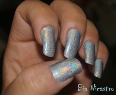Nail polish: Rivka (brazilian). Color: Miranda