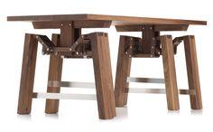Walking Table : Wouter Scheublin