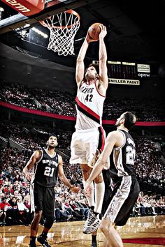 Yes. This. So much win.  Robin Lopez Portland trailblazers ripcity spurs