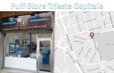 Puff Store Trieste Ospitale