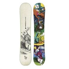 Burton - 2012 Mr. Nice Guy Snowboard...Oh yes, oh yes, I would gladly learn to snowboard for this!