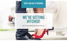 Build your own #wedding website in under an hour with @godaddy #GoDaddy #Sponsored