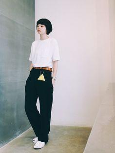 私はダンゼン無印派♡「無印良品」で手に入れる初夏のTシャツコーデ - LOCARI(ロカリ)