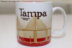 FLORIDA ICONS   Starbucks City Mugs