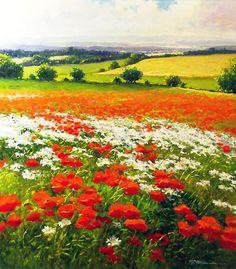 Gerhard Neswadba (born 1941), Austrian landscape artist