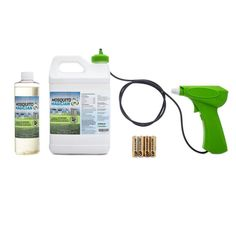 Mosquito Magician 16 oz. Concentrate Handheld Battery Sprayer-1015BS1 - The Home Depot