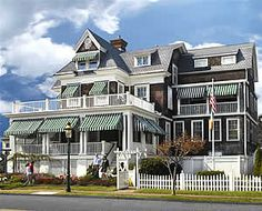 Victorian Lace Inn, Cape May, New Jersey
