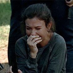 Walking Dead Tv Series, The Walking Dead Tv, Walking Dead Season, Glen And Maggie, Glenn Y Maggie, Carl Grimes, Carl E Enid, Katelyn Nacon, Maggie Greene