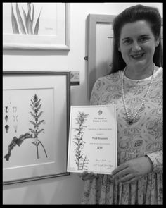 Society of Botanical Artists Exhibition April 2016, London