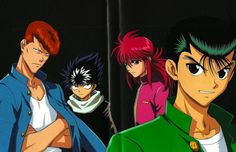 "Yu Yu Hakusho: Ghost Files - boatanchory.com - Yu Yu Hakusho (Japanese: 幽☆遊☆白書, Hepburn: Yū Yū Hakusho, lit. ""Ghost Files"" or ""Poltergeist Report""), also known as Yu Yu Hakusho: Ghost Files, is a Japanese manga series written and illustrated by Yoshihiro Togashi. The series tells the story of Yusuke Urameshi, a teenage delinquent who is struck and killed by a car while attempting to save a child's life. After a number of tests presented to him by Koenma, the son of the ruler of the…"