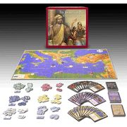 Journeys Of Paul Board Game-Box Ed(1-6 Players)