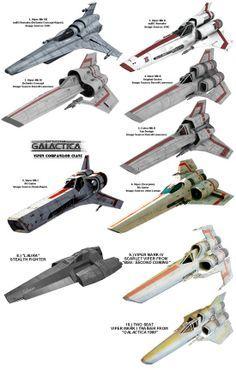 battlestar galactica viper - Google Search