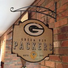 Green Bay Packers Tavern Sign at the Packers Pro Shop http://www.packersproshop.com/sku/4107214005/