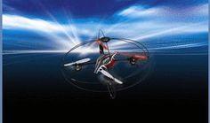 Quadrocopter Atomium RTF/4CH/GHz