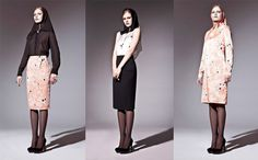 ZUO Corp., pieces from the 2011 autumn/winter collection 28 Rooms, photo: Aldona Karczmarczyk / ZUO Corp. promotional materials