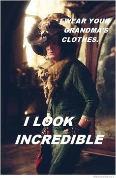 THIS. HP + thrift shop