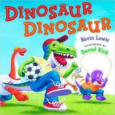 Dinosaur Dinosaur: Kevin Lewis, Dan Kirk: 9780439603713: Amazon.com: Books