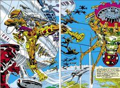 Year of the Artist, Day 353: Jim Steranko, Part 1 – Strange Tales #154, 157, 165, 166, and 167 and Nick Fury, Agent of S.H.I.E.L.D. #1, 2, and 3 – CBR.com