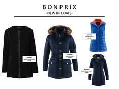 Bonprix coats AW15