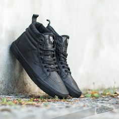 Vans Sk8-Hi MTE Black/ Leather