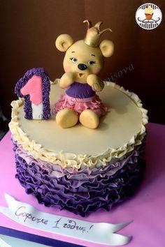 Детские тортики,больше фото под катом) - Кондитерская - Babyblog.ru