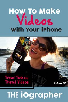 In this review + video of the iOgrapher system- I put this awesome new device to the test to show you the best new way to make videos with an iPhone or iPad! This is the first in a new AMae.TV series - Travel Tech for Travel Videos. Let me know your burning questions about the art of making travel videos and the crazy gadgets involved!