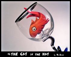 Cat In The Hat Fish | Dr. Seuss: The Cat in The Hat | :::: www.kokillo.com ::::
