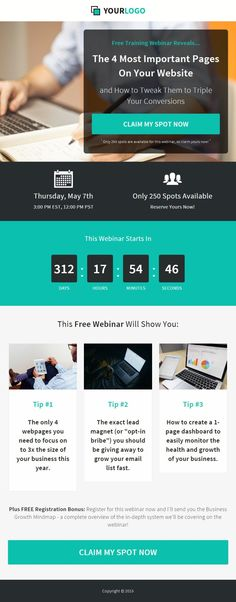 121 best best landing pages images on pinterest page template