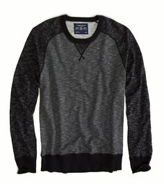 AE Contrast Sweater