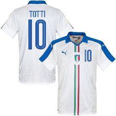 Puma Italy Away Euro 2016 Totti Shirt (Fan Style Italy Away Euro 2016 Totti Shirt (Fan Style Printing) - M http://www.MightGet.com/february-2017-2/puma-italy-away-euro-2016-totti-shirt-fan-style.asp