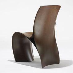 Three Skin Chair by Ron Arad · Ron AradPost ModernDesign