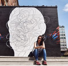 """Street art em Bolonha - """"BlogVille: uma viagem pela Itália com os blogs da RBBV"""""""
