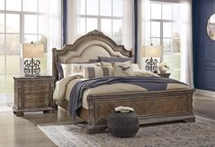 Ashley Furniture Charmond Queen Upholstered Sleigh Bed furniture on a budget furniture 2017 furniture bedroom home furniture furniture kitchens Bed Furniture, Ashley Furniture, Sofa Furniture, Luxury Furniture, Furniture, Home Furniture, Living Room Furniture, Upholstered Sleigh Bed, White Furniture Living Room
