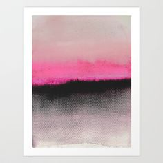 Buy Double Horizon by Georgiana Paraschiv as a high quality Art Print. Worldwide shipping available at Society6.com. Just one of millions of products…