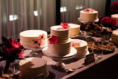 Cake/sweet table