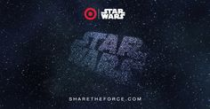 2 of 2: Target/Star Wars Share the Force - They have created separate website interaction to feature the products that they have based on Star Wars. With increased attention on online purchasing, targeting consumers online with a pop culture collaboration reaches them right near POP on their site and connects with other interests and desires.
